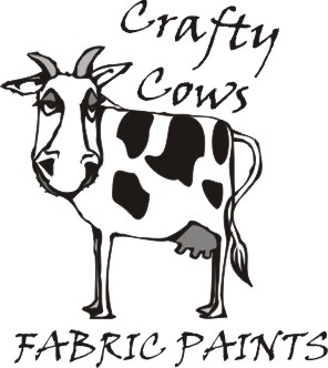 CRAFTY COWS Fabric Paints